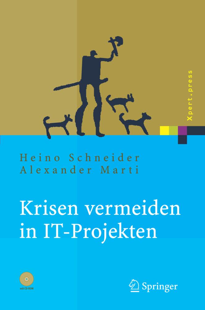 Krisen vermeiden in IT-Projekten als Buch von H...