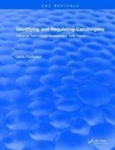 Identifying and Regulating Carcinogens als Buch (gebunden)