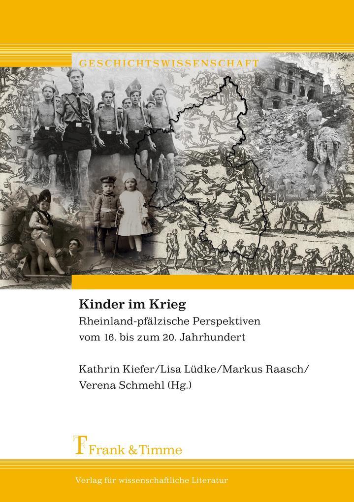 Kinder im Krieg als Buch von