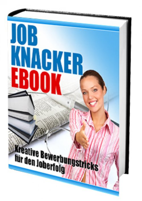 Job Knacker ebook - Kreative Bewerbungstricks f...