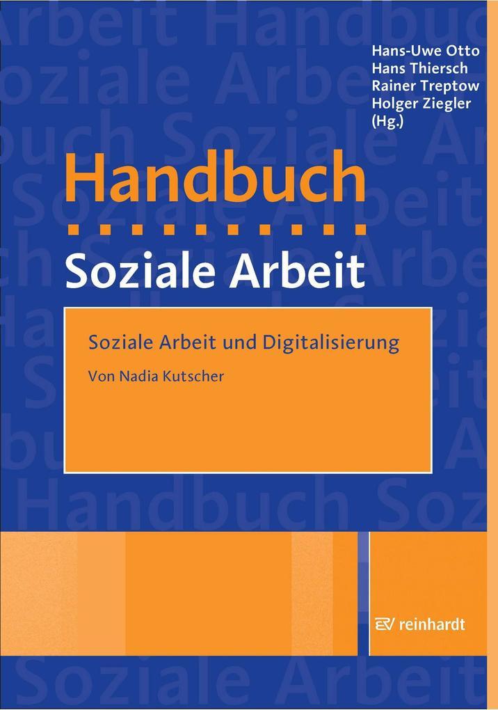 Soziale Arbeit und Digitalisierung als eBook Do...