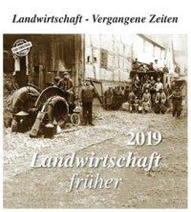 Landwirtschaft früher 2019