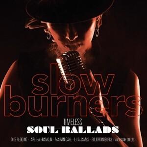Slow Burners-Timeless Soul Ballads