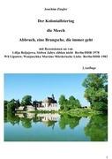 Mein BuchDer Kolonialfeiertag ; die Meech ; Abbruch, eine Brangsche, die immer geht 2.Auflage