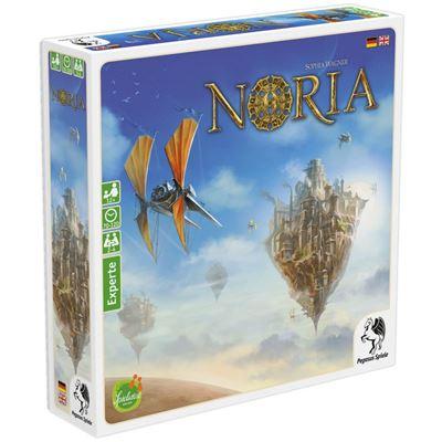 Noria als Spielwaren