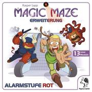 Pegasus - Magic Maze - Alarmstufe Rot, Erweiterung