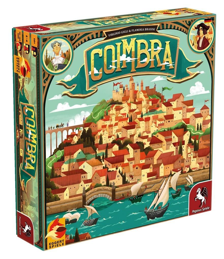 Eggertspiele - Coimbra als sonstige Artikel