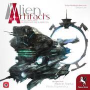 Pegasus Spiele - Alien Artifacts, Portal Games, deutsche Ausgabe