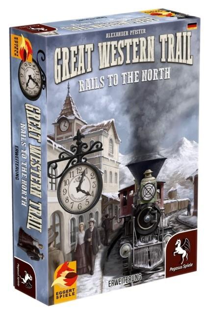Great Western Trail: Rails to the North (Erweiterung) als Spielwaren