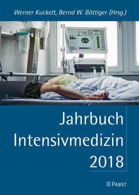 Jahrbuch Intensivmedizin 2018 als Buch von