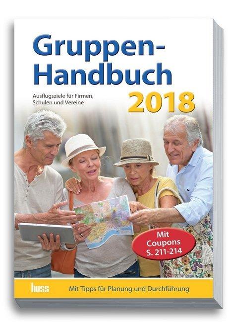 Gruppen-Handbuch 2018 als Buch von