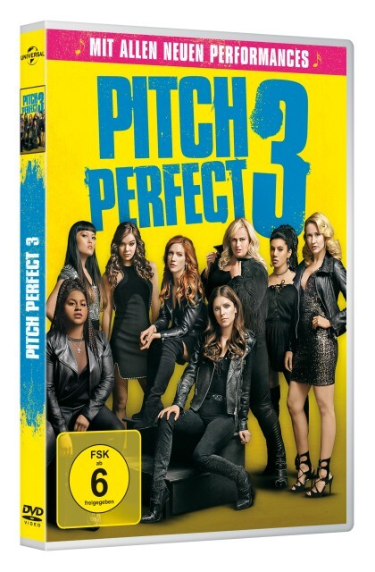 Pitch Perfect 3 als DVD