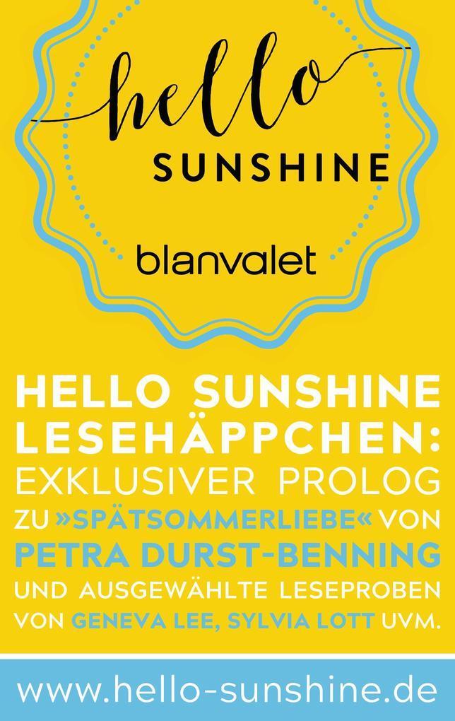 Hello Sunshine Lesehäppchen als eBook