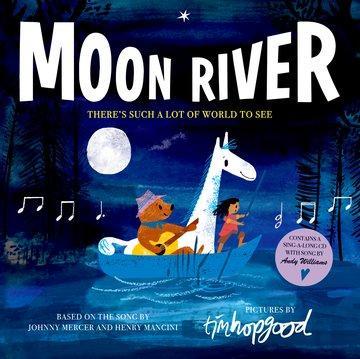 Moon River. Book + CD als Buch von