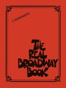 The Real Broadway Book als eBook Download von