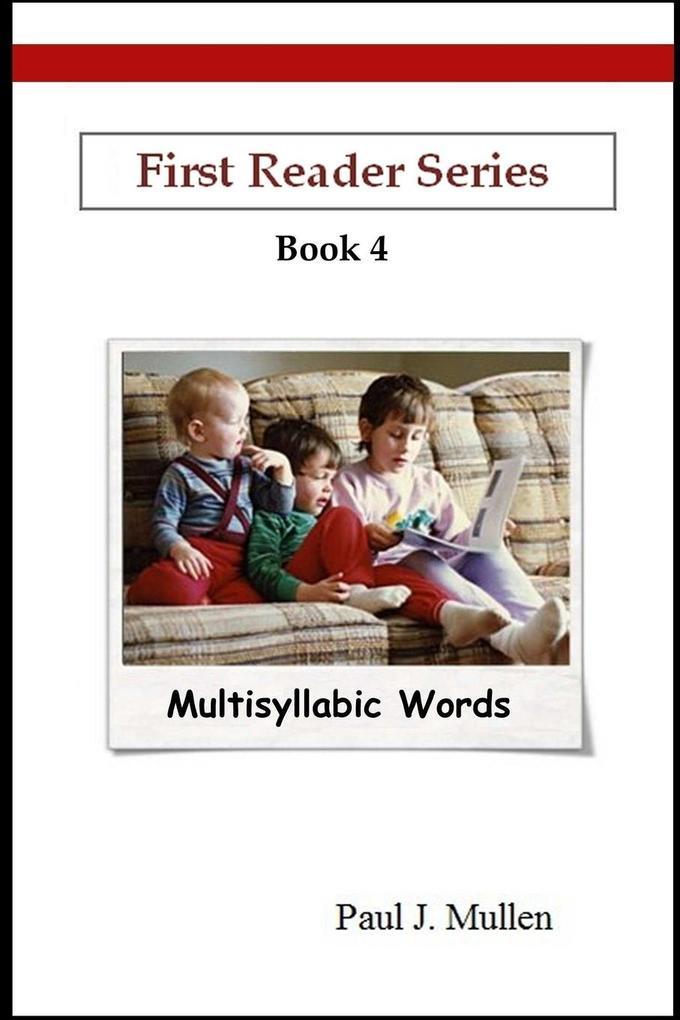 First Reader Series als Taschenbuch von Paul J....