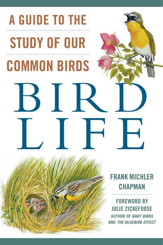 Bird Life als eBook Download von Frank Chapman