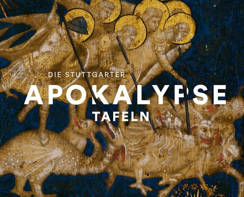 Die Stuttgarter Apokalypse-Tafeln als Buch von