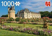 Jumbo Spiele - Schloss an der Loire - 1000 Teile