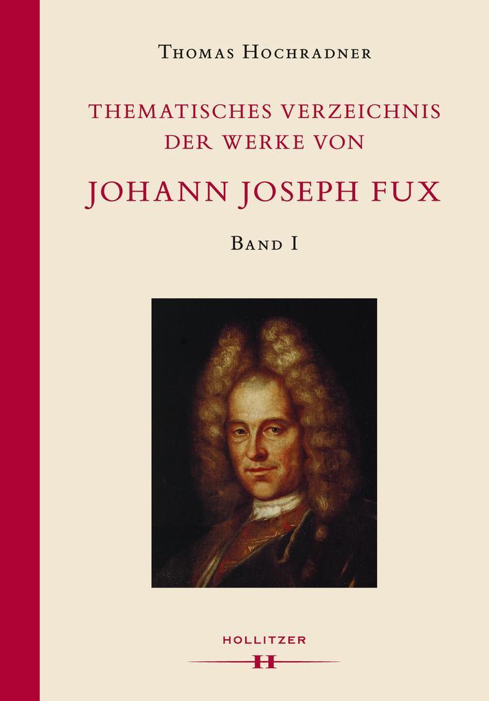Thematisches Verzeichnis der Werke von Johann J...