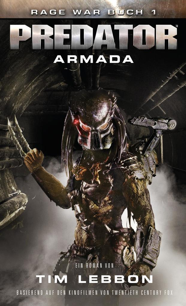 PREDATOR: ARMADA als eBook
