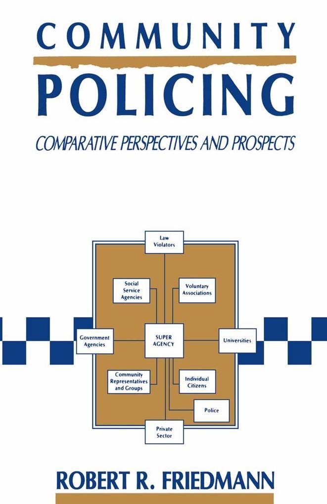 Community Policing als eBook Download von NA NA