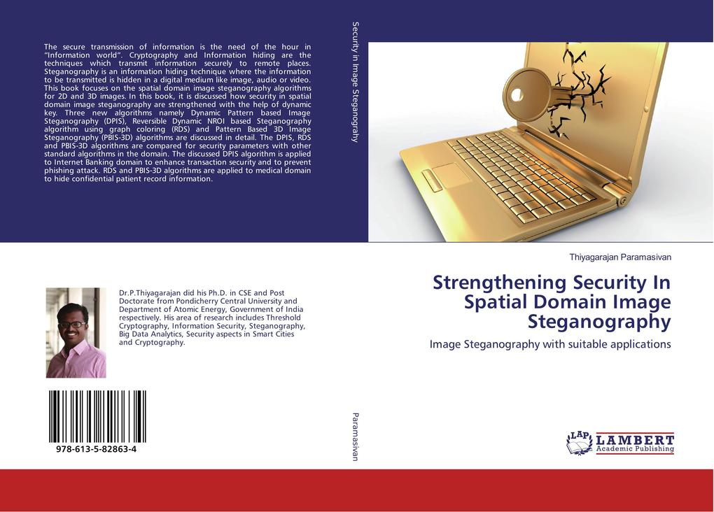 Strengthening Security In Spatial Domain Image ...