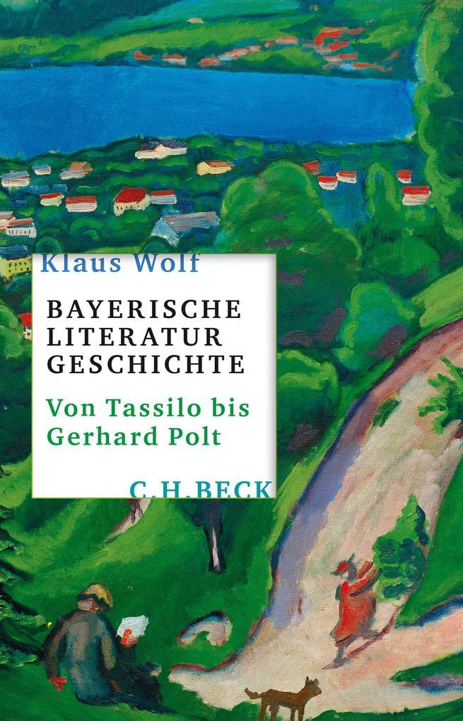Bayerische Literaturgeschichte als eBook epub