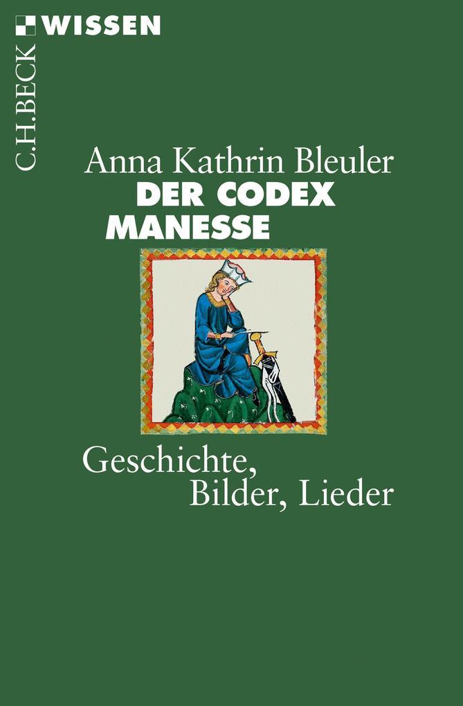 Der Codex Manesse als eBook epub