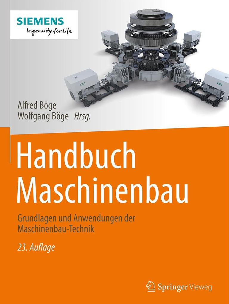 Handbuch Maschinenbau als eBook Download von