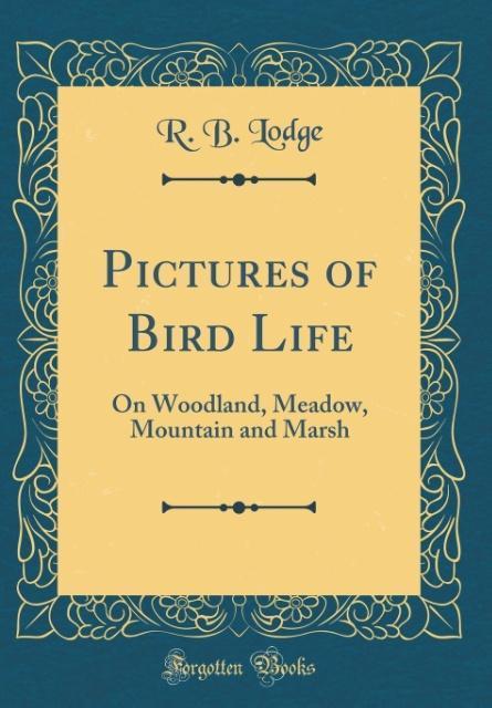Pictures of Bird Life als Buch von R. B. Lodge
