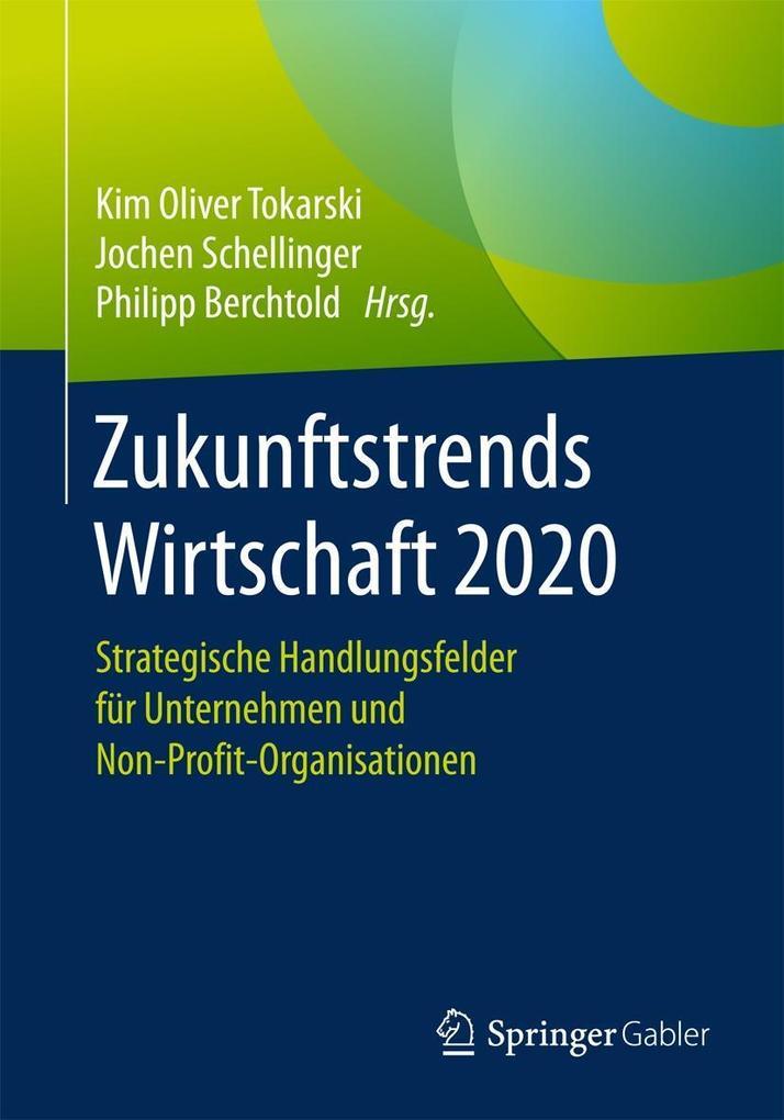 Zukunftstrends Wirtschaft 2020 als eBook Downlo...