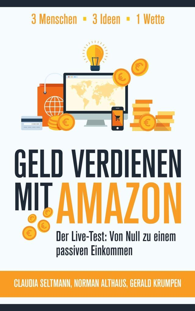 Geld verdienen mit Amazon als eBook Download vo...