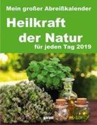 Abreißkalender Heilkraft der Natur 2019