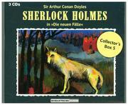 Sherlock Holmes - Die Neuen Fälle: Collector's Box 5