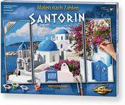 Schipper Malen nach Zahlen - Santorin