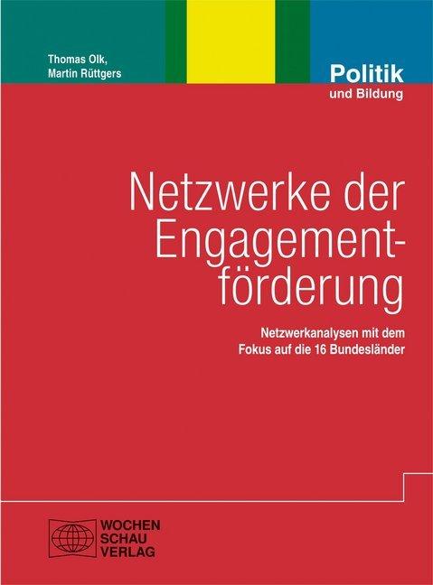 Netzwerke der Engagementförderung als Buch von ...