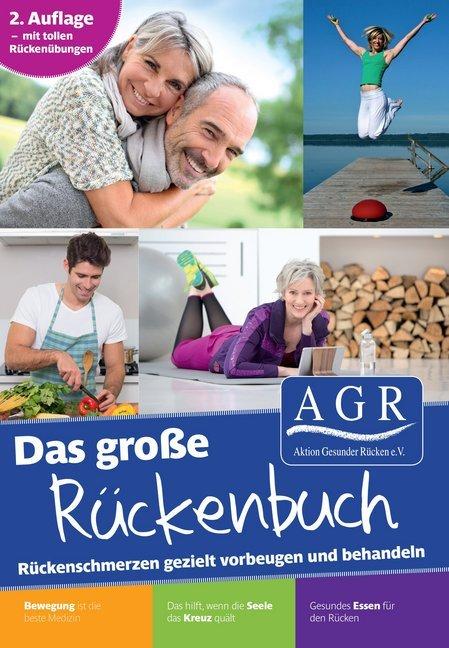 Das große AGR Rückenbuch als Buch