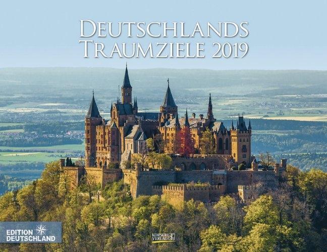 Deutschlands Traumziele 2019