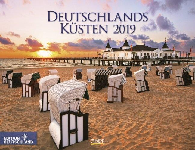 Deutschlands Küsten 2019