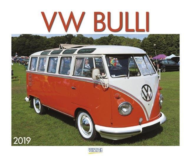 VW Bulli 2019