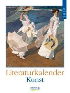 Kunst 2019 Literatur-Wochenkalender