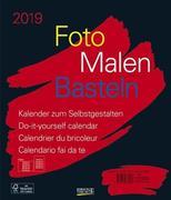 Foto-Malen-Basteln schwarz 2019
