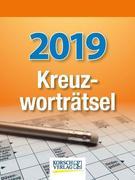 Kreuzworträtsel 2019 Tages-Abreisskalender