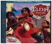Disney - Elena von Avalor 10: Naomis Verwandlung / Der Zauberlehrling