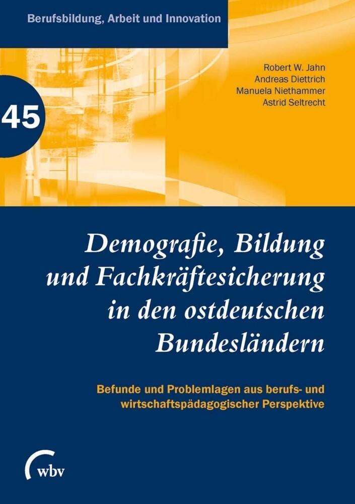Demografie, Bildung und Fachkräftesicherung in ...