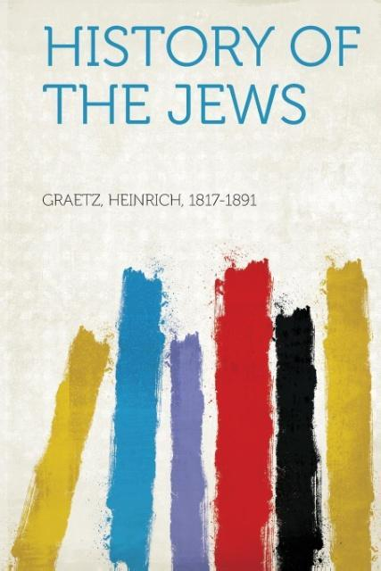 History of the Jews als Taschenbuch von