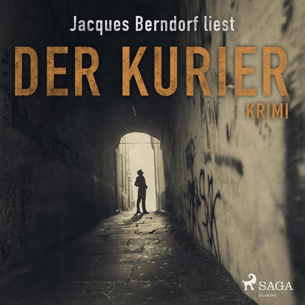 Der Kurier - Kriminalroman aus der Eifel (Ungek...