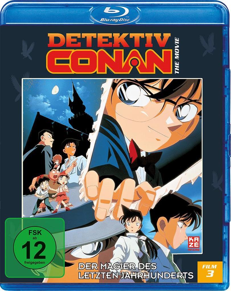 Detektiv Conan - 3. Film: Der Magier des letzte...