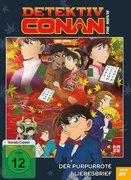 Detektiv Conan 21. Film: Der purpurrote Liebesbrief (Limited Edition)